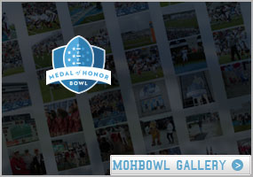 Medal of Honor Bowl Gallery