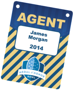 Agent Credential Badges