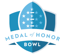 Palmetto Cheese is a proud sponsor of the Medal of Honor Bowl