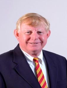 Coach Cal McCombs