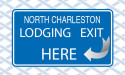 North Charleston Hotels for Fans & Family
