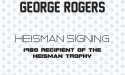 George Rogers Heisman Recipient