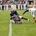 Medal of Honor Bowl National Team Offensive Play