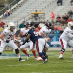 Medal of Honor Bowl Game Action Shot
