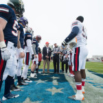 Medal of Honor Bowl Coin Toss