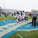 Medal of Honor Bowl Action Shot