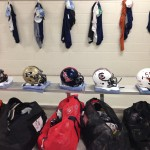 Medal of Honor Bowl Locker room