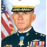 Major General James E. Livingston