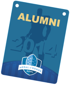 MOH Bowl Alumni Credentials