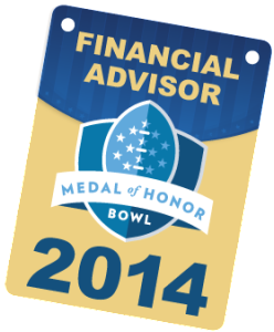Financial Advisor Credential Badge