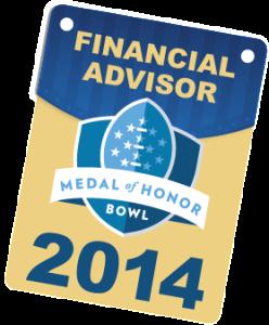 Financial Advisor Credential Badge