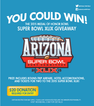 MOHBowl Super Bowl XLIX giveaway