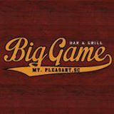 Big Game Bar and Grill Sponsor