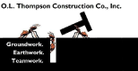 O.L. Thompson Construction Sponsor