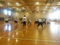 National Team Indoor Practice