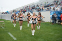 Atlanta Falcons Cheerleaders performing at Innaugural MOH Bowl Game