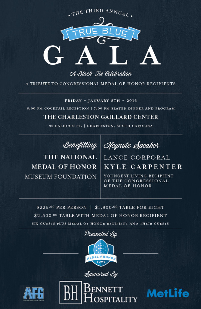 Medal Of Honor Gala Revised